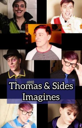 Thomas and his personalities x reader by pers0n0naplanet