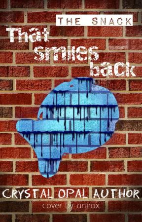 The Snack That Smiles Back (a Goldfish fanfiction) by Crystal_Opal_Author