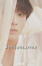 ↬ accumulation    jjk. by jiminectarine