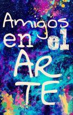 Amigos En El Arte by dead_master_