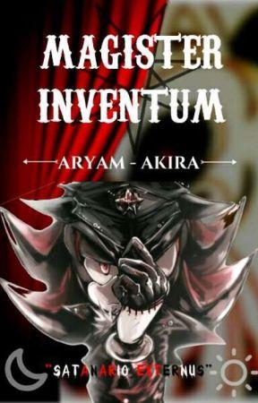 Magíster Inventum  by MayraCyberDeOz