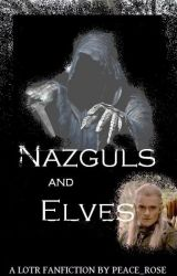Nazguls and Elves by peace_rose