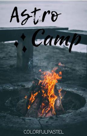 Astro Camp by Colorfulpastel