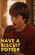 have a biscuit potter; rant book by acciopureblood-