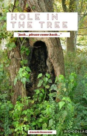 hole in the tree by newbrkenscene_