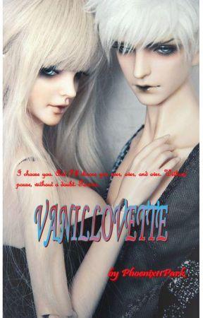 VANILLOVETTE by phoenix11park