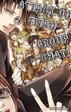 Attack on Titan | Group Chat by _SkyCloud_