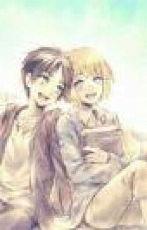It started with a  kiss// An Eren x Armin fan-fiction. by Leo_Pittam
