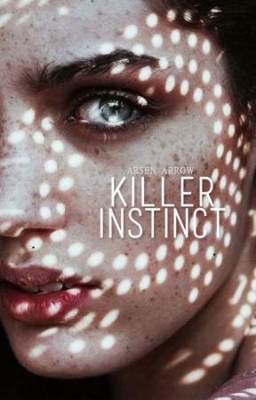 Killer Instinct by NeekieWriter