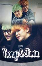 Yoongi & Jimin [♥Yoonmin♥] by NoemiVera7