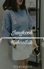 Jungkook Kakaotalk 🐰 by Yapnisgood
