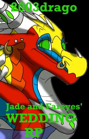 Jade and Fareyes' Ball RP  by 2003drago