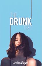 THE DRUNK TEXT ↠ grant gustin by aesthxologist
