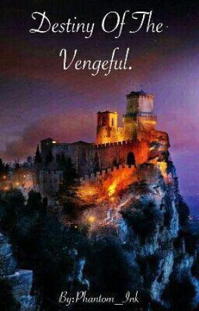 Destiny of the Vengeful (KOTLC fanfic) (SOPHITZ) by HiddenSecrets55