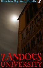 Zandous University by Sea_Chielle