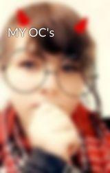 MY OC's by DestinyStackhouse66