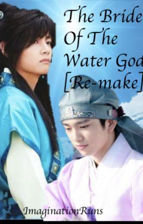 Bride of a Water God [Re-make] by ImaginationsRuns