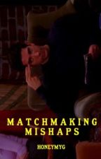 matchmaking mishaps | vmin by HONEYMYG