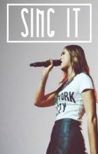 Sing It by AmazinglyAnna