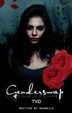 THE VAMPIRE DIARIES ||GENDERSWAP|| by nymxria