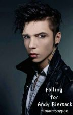 Falling for Andy Biersack (Being Rewritten) by hitlersleftnipple