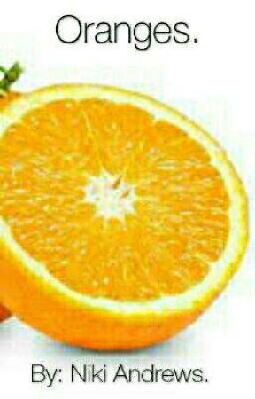 Oranges. by RainAcqua