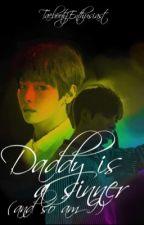 Daddy's a Sinner(and so am I) - J.JK&K.TH by TaebootyEnthusiast