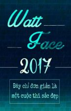 Wattpad's face 2017 by Watt_face2017