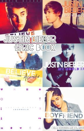 Justin Bieber Lyric Book - Supermodel - Wattpad