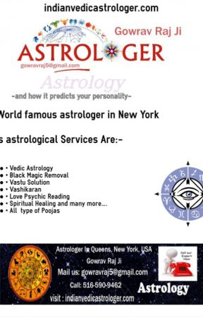 Astrologer In New York by indianvedicastro