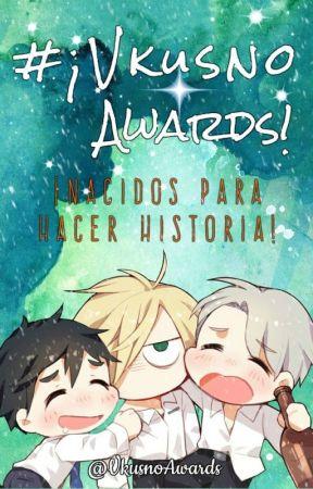 ¡Vkusno Awards! [Finalizado] by VkusnoAwards