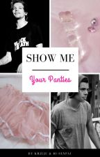 Show me your panties || Larry by khjuju