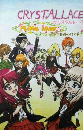 CRYSTALLACE : Floral Heart♡ クリスタルレース:フローラルハート♡ by SayaAlisa