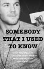 Somebody That I Used to Know by novacharles