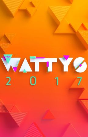 The 2017 Watty Awards by TheWattys