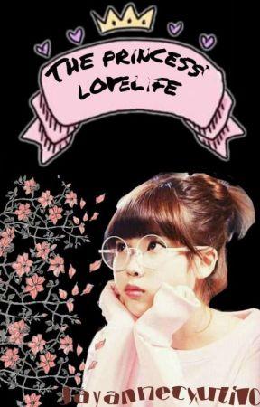 The Princess' Lovelife by JayanneCyuti10