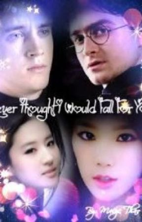 Never Thought I Would Fall For You ( A Hogwarts Love Story) by Macye_Thao21