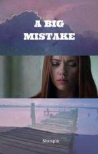 A big mistake (Romanogers oneshot) by Nocapla