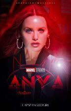 Anya [•Steve Rogers•] by CapSpangledGirl