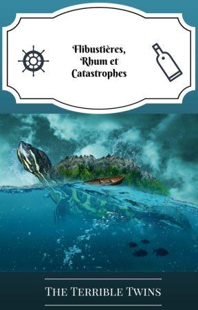 Une aventure de Morann et Jia - Une bouteille à la mer by theterribletwins