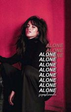 Alone ➳ c.c by sugarplummike