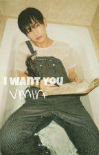 i want you •pjm×kth• by jiminaboo