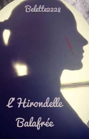 L'Hirondelle Balafrée by Belette2228