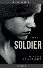 Soldier #2  ➸j.b. by poeticx