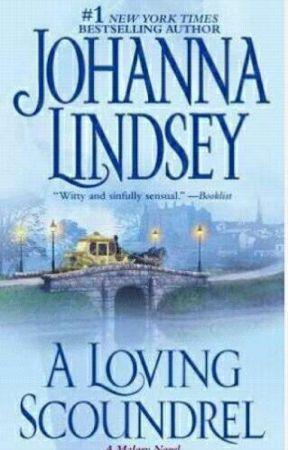 A Loving Scoundrel by Johanna Lindsey   by publishedbooks247