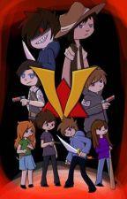 No More Games (VenturianTale Fanfic) by LunaNightWolf