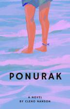 The gloomy boy by ClenoNanson
