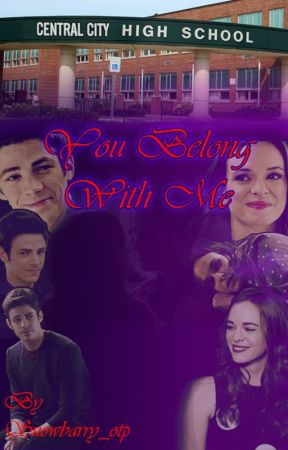 You Belong With Me- Snowbarry AU by Snowbarry_otp