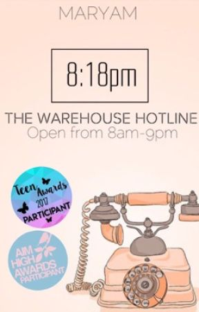 THE WAREHOUSE HOTLINE   by MaryamlovesBTR