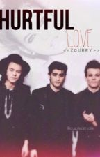 Hurtful Love  <<zourry>> by CupTeaMalik